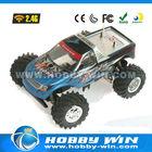 New product 2.4G 1:10 scale high speed racing car electric race car diy metal racing car