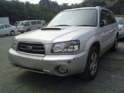 2003 SUBARU FORESTER XT TURBO AERO /SG5-039931/ Used Car From Japan (44187)