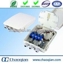 6 fiber optic termination box splice