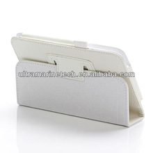 Full Protection Stand Leather for Samsung Galaxy Tab 3 P3200 Case