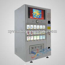 LCD vending machine