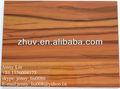 Uv coated tablero mdf