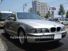 1998 Used Automobile BMW 528i Car LHD/Silver/