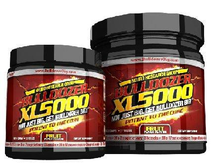 Bulldozer XL5000