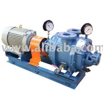 VACUUM PUMP WATER-RING TYPE