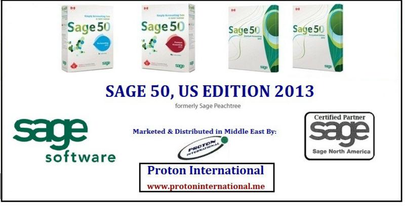 Sage 50 ( Peachtree ) 2013 completo, Premium y Quantum