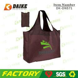 Eco Reusable Promotional Custom High Quality stock shopping bag DK-DN571
