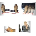 Wrist Protective Guards for Mouse & Keyboard Work
