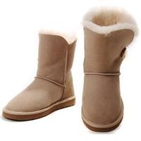 Wholesale cheap canada winter women KIDS fur snow boots