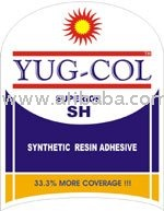 Strong adhesive (contact glue)