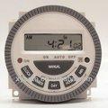 Digital 12 Volt DC interruptor temporizador