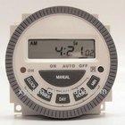 Digital 12 Volt DC Timer Switch