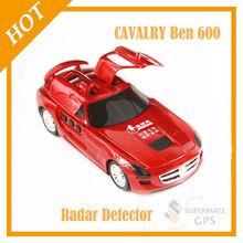 Ben600 Early Warning GPS Radar Receiver
