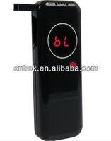 Digital alcohol detector/ alcometer/digital breath alcohol tester
