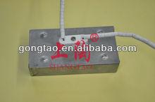 Gas heater ceramic tiles