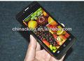 Jiayue g3 mtk6577 de doble núcleo android 4.0 1 ghz teléfono inteligente