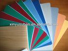 HL wood grain decorative pvc sheet