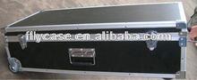 aluminum pilot flight case with storage aluminum cable flight case