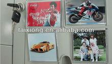 photo frame acrylic fridge magnet