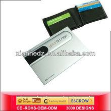 2013 OEM/ODM promotional gifts credit card usb flash drive lot