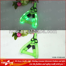 Puppy led Harness products,Flashing Pet Factory Supplier