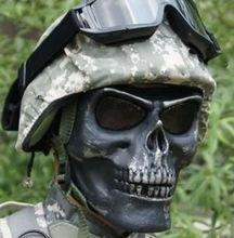 china guns airsoft mask skull protective mask strike ball