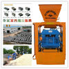 Best Service! Hongying QTJ4-26 biomass brick making machine