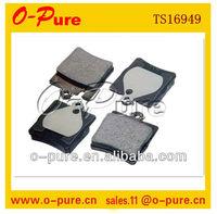 mercedes w203 brake pad 003 420 28 20