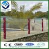 decorative wire mesh plastic garden fencing
