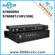 Broadcast cofdm video transmitter
