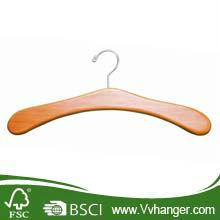 LH103 Simple and Good Looking wooden coat hanger