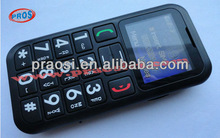2013 latest elder mobilephone SOS GSM BT FM MP3 cellphone for senior