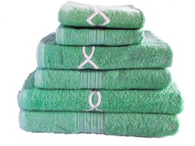 Superior quality towel, solid color 100% Cotton wash, hand and bath towel set