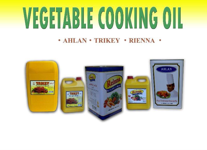 Aceite de cocina @ JBR