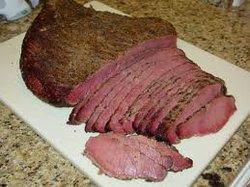 Halal Beef Pastrami