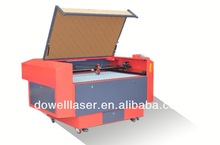 2012 newest durable CO2 laser flat bed with CE 5.3 feet*8.6feet