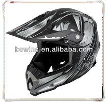 hot population print dirt bike racing helmet,helmet