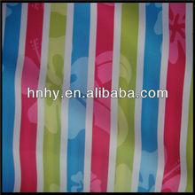 4-Way Printed Elastic Cloth Nylon Spandex Swimsuits Fabric