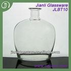 500ml simple style brandy glass bottle,whisky bottles
