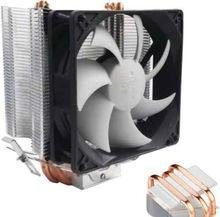 12v cpu intel i7 i5 i3 cooler fan +computer heatsink cpu cooling fan 90mm
