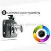 Alibaba Hot product 120degree 2.7inch 4pcs IR led car rear camera