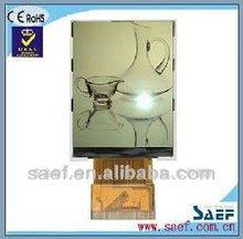 """SAEF High Quality 2.4"""" inch QVGA 240x320 dots IPS 2.4 tft lcd"""