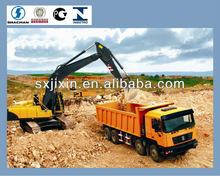 buying shaanxi shacman 40m3 10 ton 6x4 dump trucks