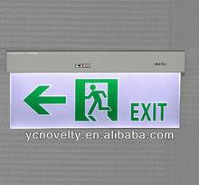 LED Illuminated Sign/Edge lit sign/Edge Lit Light Boxes