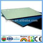 aluminium building material acp acm interior wall paneling