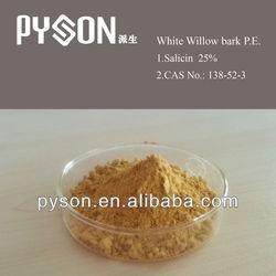 Salicin 10% 15% 20% 50%,98%/White Willow Bark P.E.