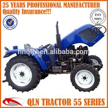 YTO diesel engine QLN604 60hp 4wd agricole traktor