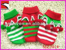 2013 New Winter Christmas Dog fashion Sweater