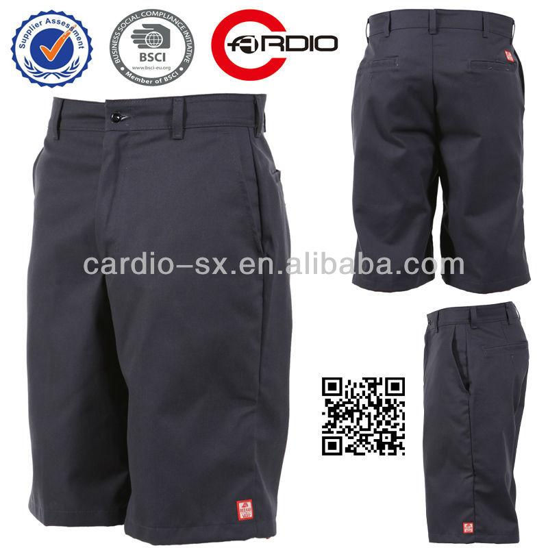 Mens Walking Shorts Mens Cargo Walking Shorts Red