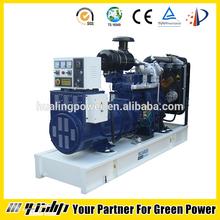 15-300kw Ric ardo price diesel 45kva generator,200 volt generator, open type/silent type